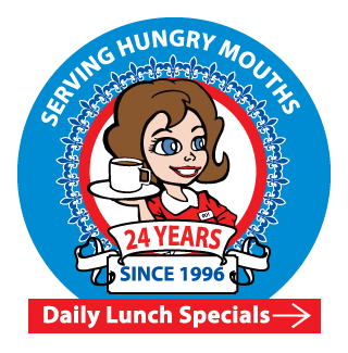 Serving Hungry Mouths for 24 years